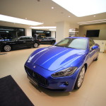 """Maserati Taipei"" then the assault research Maserati situation in Taiwan dealer!"