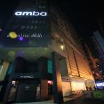 """入住的設計酒店位於城市""""amba台北西門町""""年輕人的行人天堂!"""