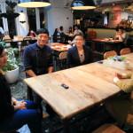 """""""安巴台北西門町""""酒店採訪時表示,經驗,沒有出行和食品的主題至今"""