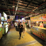 "New Open! Snacks galore in the Night Market to be held every night at Tsukumo times ""ten ten Night Market"" Xindian District!"