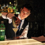 """PROVERBS TAIPEI HOTEL"" ""EAST END"" bar cocktail master Ueno hidetsugu supervision of Japan"
