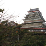 """白天也夜景也不錯! Nishikigaura高聳的峰會""""熱海祚""""360度全景是必須的!"""