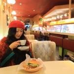 """從昭和復古咖啡廳""""敞篷""""文學腳去去網吧去漢堡"""