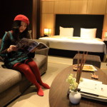 全室スイートルーム「熱海ふふ」コンフォートスイートキングダブル「隆(とき)」部屋紹介