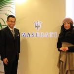 """Maserati Japan"" Japanese CEO Kazuo Makino to stir up a new wind to Maserati"