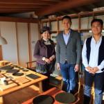 富山の陶芸家「釋永岳陶芸展 in 浜松」富山と浜松のアーティストをつなぐイベント