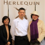 "Yugawara French ""HERLEQUIN BIS"" Friends of the sommelier is active as Hall staff from March!"
