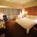 "Taipei ""Gloria Prince Hotel"" Accommodation Executive Room of the calm atmosphere of the middle class!"