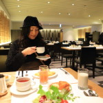 """The Sherwood Taipei"" Underground Buffet Restaurant ""B-one"" Variety breakfast !"