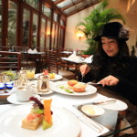 """The Sherwood Taipei"" Italian restaurant ""TOSCANA"" breakfast for high class users!"