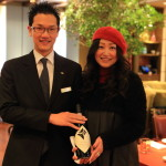 """Mandarin Oriental Taipei"" Italian restaurant ""Bencotto"" Introduce the excellent sommelier !"