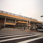 """從""""台北松山機場""""到""""桃園國際機場"""",在高速總線直航快速智能入住!"""
