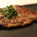 """Alexander's Steakhouse"" with a winning experience one Michelin star is open to Taipei !"