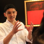 """SALON DE THE de Joël Robuchon"" Success of Japanese pastry chef and Boulanger !"