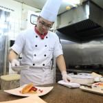 """""""臺北西華飯店""""整個沙漠到手工製作糕點廚房"""