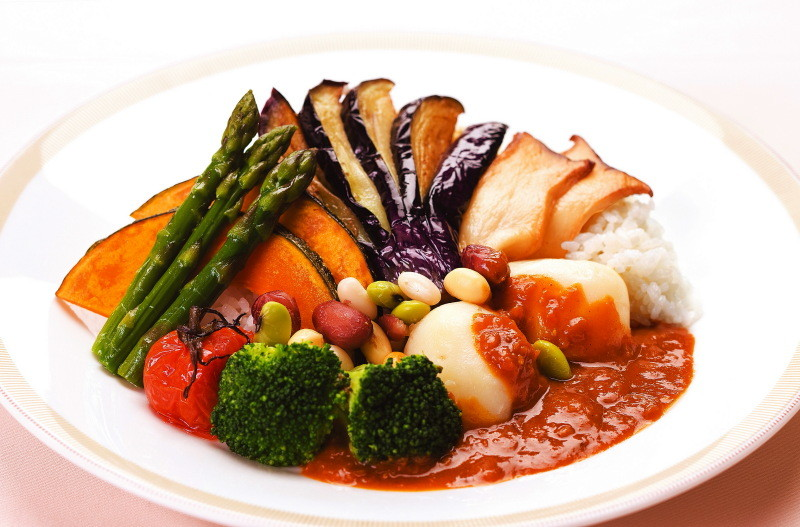 New:Vegetable Curry