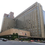 """Imperial Hotel"" It opened as Japan's first State Guest House, first-class hotel in the western greet the 125 anniversary"