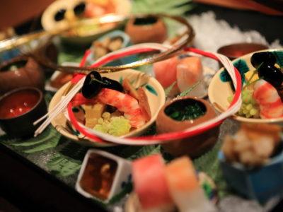 懐石料理「いっ木」菊乃井出身の店主が京料理の手法で地場食材を活かすコース!