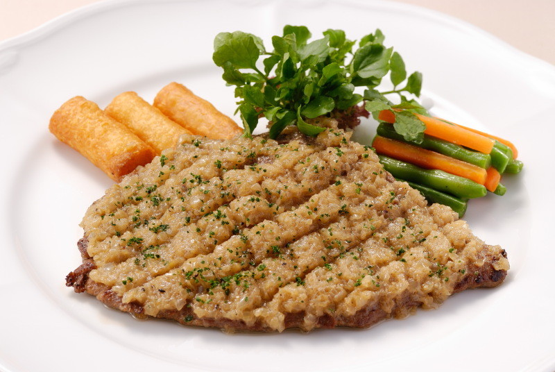 Restaurant - BR-cuisine - Armenia steak 2 MB