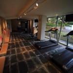 """Gloria Manor 華泰瑞苑"" 刷新在健身中心及SPA ,這是酒店的現場!"
