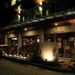 """如果你喜歡墾丁的夜晚 """"鹿角"""" 世外桃源酒吧是在一個招待所藏"""