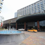 """Silks Place Tainan 台南晶英酒店"" 酒店與現代並存的老年的歷史和文化的主題"