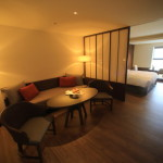 """Silks Place Tainan"" Zen style modern Junior Family Suite !"