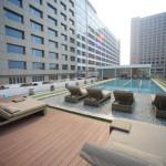 """Silks Place Tainan 台南晶英酒店"" 通風空氣游泳池和健身休閒設施!"