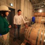 """Made beautiful wines produces """"SAYS FARM"""" Hokuriku Brewery tour!"""
