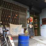 台南裏路地のレトロな古民家カフェ「カフェフラヌール」普済街付近をぶらり散策!