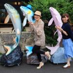 「鮎家の郷」Maseratiツーリングで滋賀県琵琶湖名物の鮎を頬張ろう!