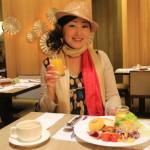 「シャートードシン高雄」のレストラン「Joie café」にてブッフェスタイルの朝食