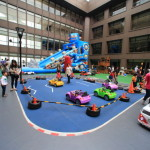 """Silks Place Yilan"" Kids floor is paradise that is enjoyed by children and adults !"