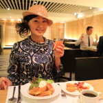 """The Sherwood Taipei"" Underground Buffet Restaurant ""B-one"" A variety buffet breakfast!"