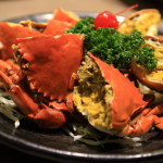 """太好吃了 """"新東南海鮮餐廳"""" 台北的流行歷史悠久的當地人民的海鮮餐廳台灣!"""