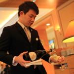 「シャーウッド台北」チャリティーの「オスピス・ド・ボーヌ」をはじめ10万本のワインを保有!