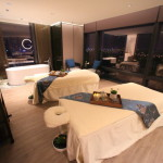 """Taipei Marriott Hotel"" United Kingdom brand ESPA ""SPA Above"" and sauna facilities!"