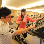 """The Sherwood Taipei"" fitness and Spa、such as swimming pool, Comfortable hotel stay in the enhancement facility !"