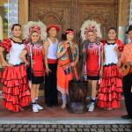 「Promisedland 花蓮理想大地渡假飯店」フラメンコショーと原住民の餅つき体験
