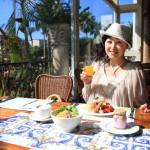 花蓮花蓮花理想地球通過皇冠廣場酒店早晨清新的空氣,有自助早餐