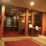 「Old Imperial Bar」フランク・ロイドデザイン旧帝国ホテルの面影を残すバー