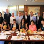在東京帝國大飯店在公平的臺北西華飯店舉行正宗的中國菜,享受 !