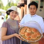 「Promisedland 花蓮理想大地渡假飯店」家族に大人気のパン作り教室が毎日開催!