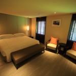 「大地酒店 The Gaia Hotel」全室温泉付きのシックで落ち着きある客室