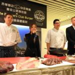 「シャーウッド台北」香港のミシュラン「The Butchers Club Burgers」とコラボイベント!