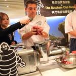 """The Sherwood Taipei 台北西華飯店"" 香港特別行政區米其林 ""The Butchers Club Burgers"" 示範 !"