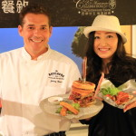 """Sherwood Taipei"" Hong Kong S.A.R. Michelin ""The Butchers Club Burgers"" demonstration!"