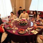 「グランドメイフル台北」台湾で開催される結婚披露宴の試食会に参加!