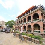 """""""淡水紅房子""""日本殖民地時期的建築,到餐廳裝修 !"""