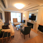 """Mandarin Oriental Taipei, relax and spend time elegant premiere suites"